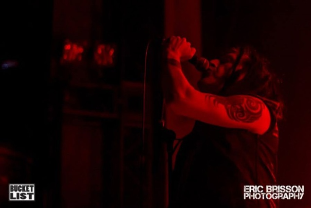 Montréal - Theatre Corona (Québec) April 09 - 2015  Greg39