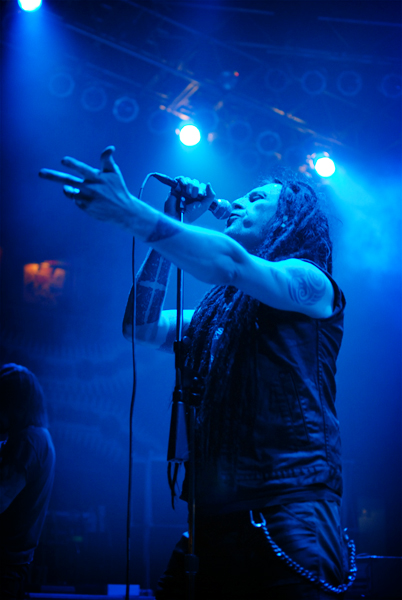 Chicago - House of Blues (Illinois) April 06 - 2015 Greg46