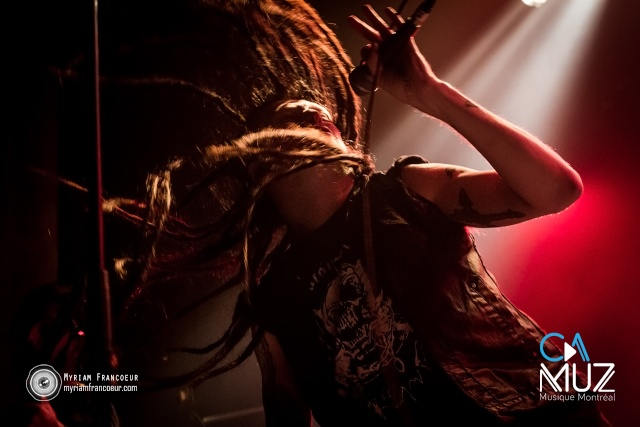 Montréal - Theatre Corona (Québec) April 09 - 2015  Greg_141