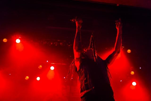 Montréal - Theatre Corona (Québec) April 09 - 2015  Greg_226