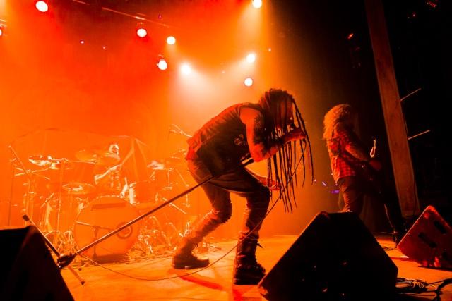 Montréal - Theatre Corona (Québec) April 09 - 2015  Greg_418