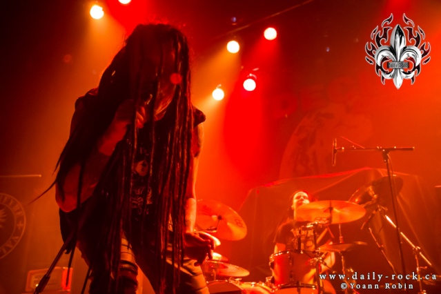 Montréal - Theatre Corona (Québec) April 09 - 2015  Greg_e36