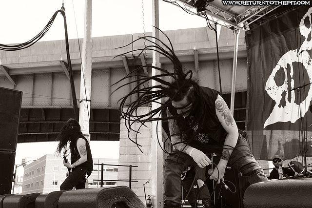 Maryland Deathfest - Baltimore (Maryland) May 22 - 2015 Greg_e45
