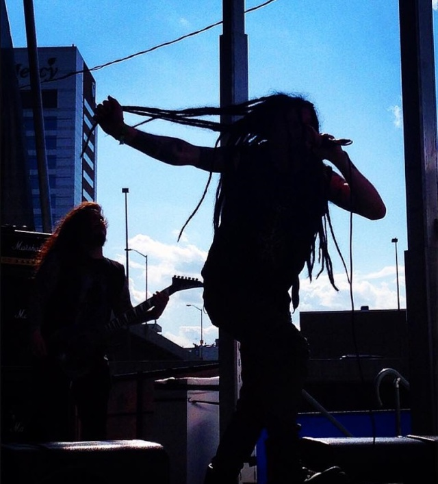 Maryland Deathfest - Baltimore (Maryland) May 22 - 2015 Greg_m12