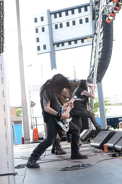 Maryland Deathfest - Baltimore (Maryland) May 22 - 2015 Greg_s13
