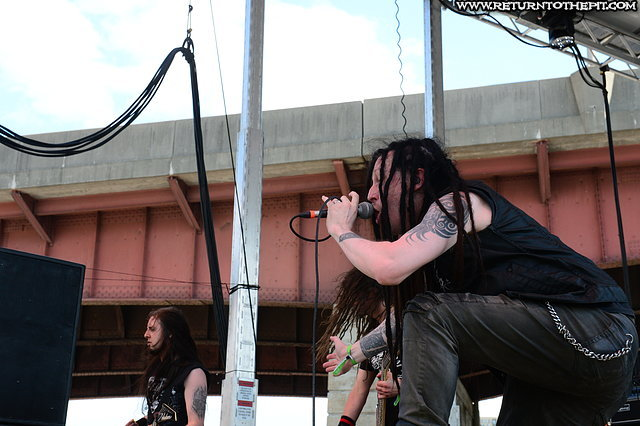 Maryland Deathfest - Baltimore (Maryland) May 22 - 2015 Greg_s16