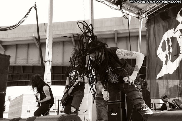 Maryland Deathfest - Baltimore (Maryland) May 22 - 2015 Greg_s17
