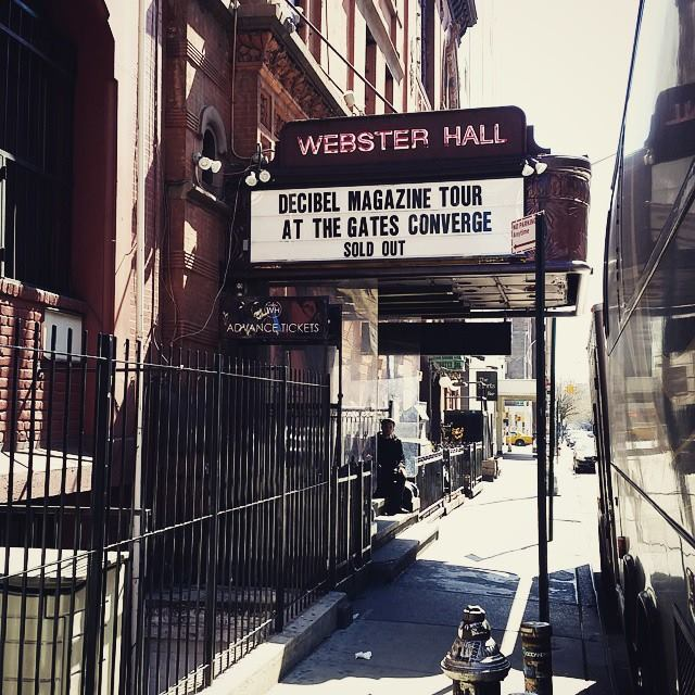 New-York city - Webster Hall (New-York) April 12 - 2015 Place11