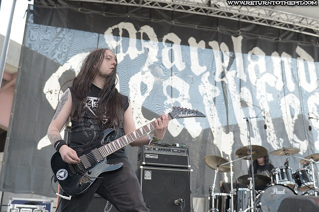 Maryland Deathfest - Baltimore (Maryland) May 22 - 2015 Sam30