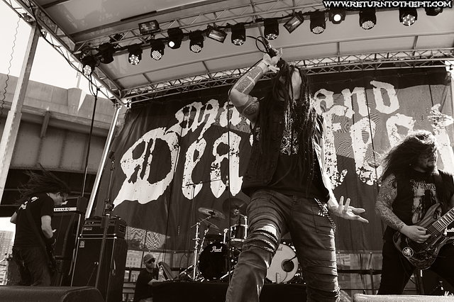 Maryland Deathfest - Baltimore (Maryland) May 22 - 2015 Scoot_27