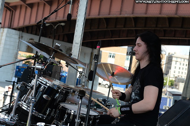 Maryland Deathfest - Baltimore (Maryland) May 22 - 2015 Walt_119