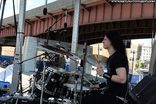 Maryland Deathfest - Baltimore (Maryland) May 22 - 2015 Walt_311