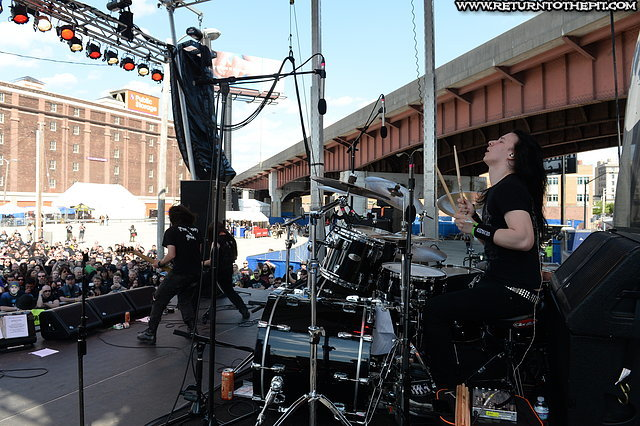 Maryland Deathfest - Baltimore (Maryland) May 22 - 2015 Walt_v10