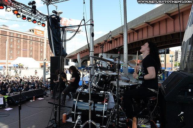 Maryland Deathfest - Baltimore (Maryland) May 22 - 2015 Walt_v11