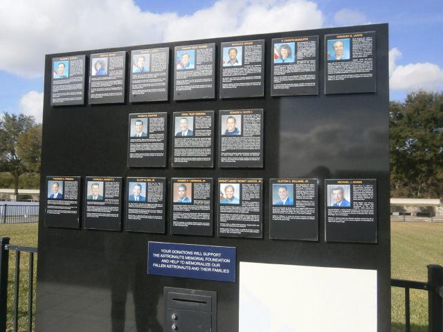 Journée du Souvenir de la NASA - (Day of Remembrance) P1310310