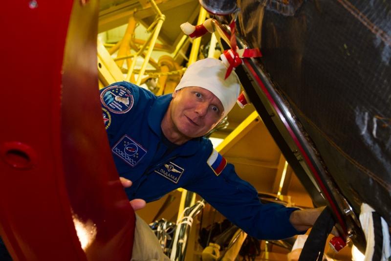 Lancement Soyouz-FG / Soyouz TMA-16M - 27 mars 2015 - Page 2 Soyuz-17