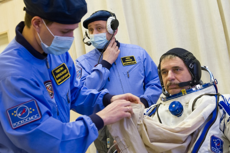 Lancement Soyouz-FG / Soyouz TMA-16M - 27 mars 2015 - Page 2 Soyuz-21