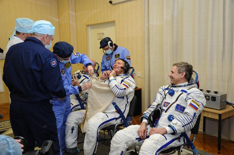 Lancement Soyouz-FG / Soyouz TMA-16M - 27 mars 2015 - Page 2 Soyuz-22