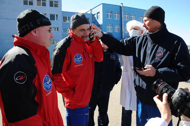 Lancement Soyouz-FG / Soyouz TMA-16M - 27 mars 2015 - Page 2 Soyuz-27