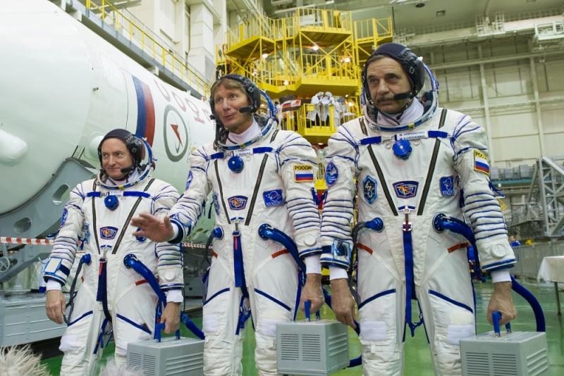 Lancement Soyouz-FG / Soyouz TMA-16M - 27 mars 2015 - Page 2 Soyuz-29