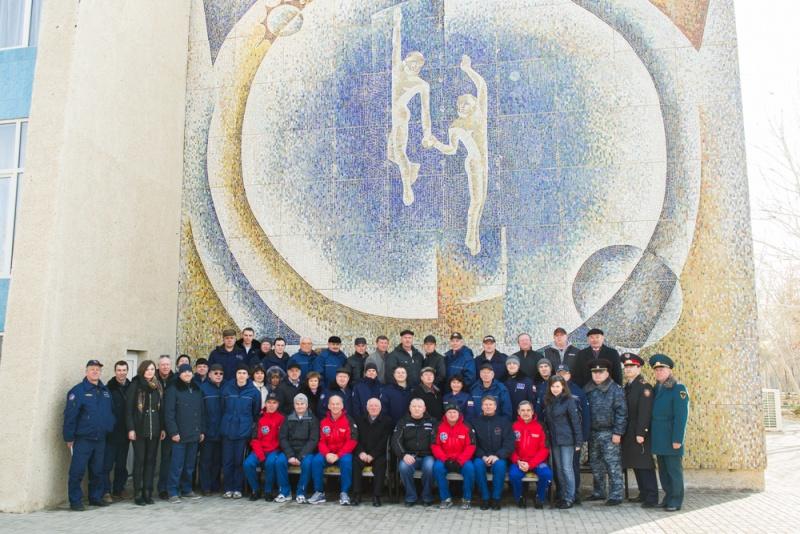 Lancement Soyouz-FG / Soyouz TMA-16M - 27 mars 2015 - Page 2 Soyuz-31