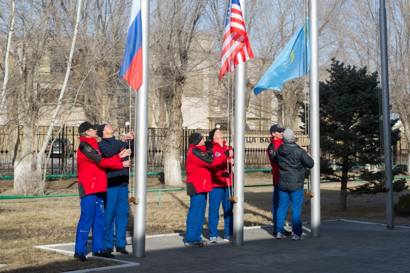 Lancement Soyouz-FG / Soyouz TMA-16M - 27 mars 2015 - Page 2 Soyuz-32
