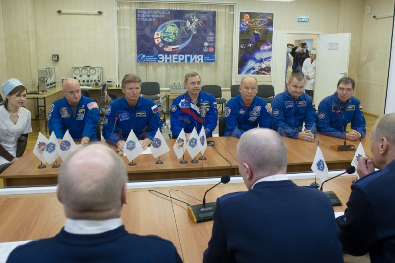 Lancement Soyouz-FG / Soyouz TMA-16M - 27 mars 2015 - Page 2 Soyuz-33