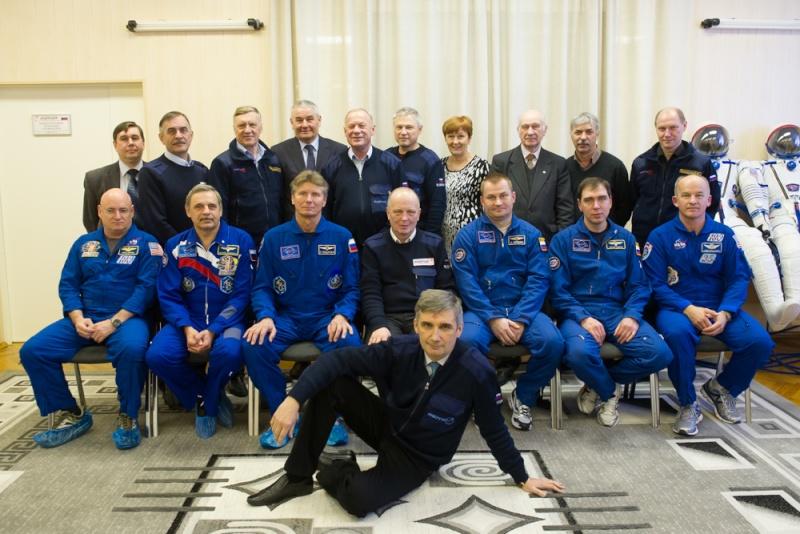 Lancement Soyouz-FG / Soyouz TMA-16M - 27 mars 2015 - Page 2 Soyuz-34