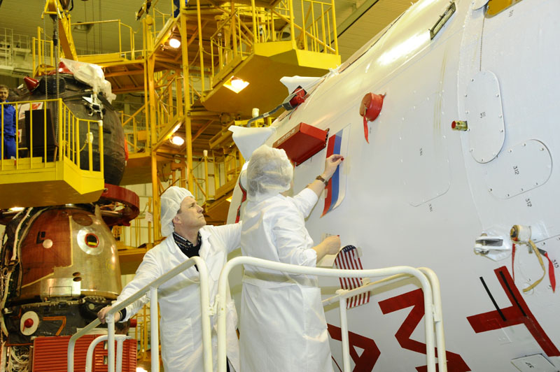 Lancement Soyouz-FG / Soyouz TMA-16M - 27 mars 2015 - Page 2 Soyuz-35