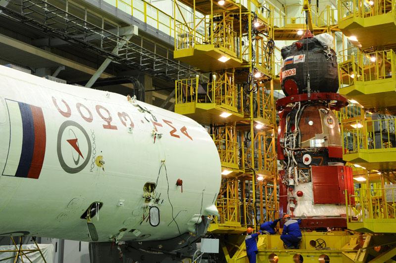 Lancement Soyouz-FG / Soyouz TMA-16M - 27 mars 2015 - Page 2 Soyuz-37