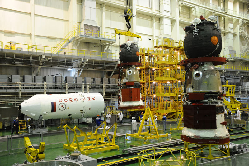 Lancement Soyouz-FG / Soyouz TMA-16M - 27 mars 2015 - Page 2 Soyuz-38