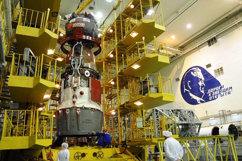 Lancement Soyouz-FG / Soyouz TMA-16M - 27 mars 2015 - Page 2 Soyuz-41