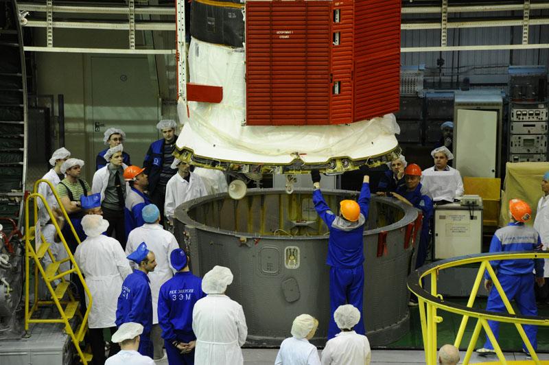 Lancement Soyouz-FG / Soyouz TMA-16M - 27 mars 2015 - Page 2 Soyuz-42