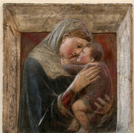 بعض اعمال النحات الايطالي دوناتيلو Bagdad14
