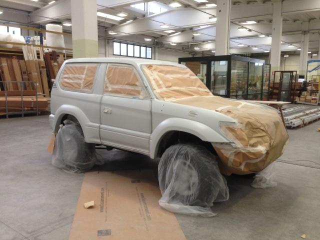 Toyota KDJ 90 (verniciatura fai da te) Img_2810