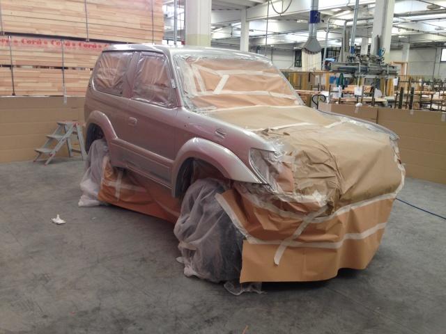Toyota KDJ 90 (verniciatura fai da te) - Pagina 2 Img_2815