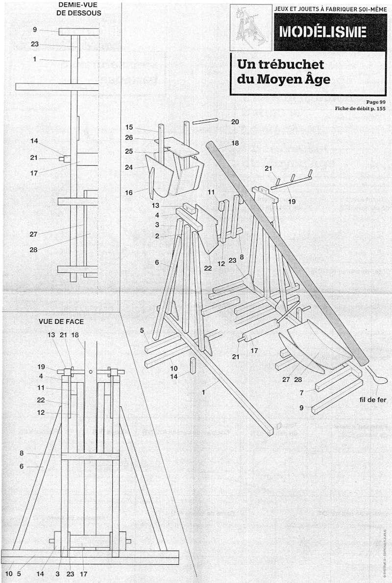 trébuchet 710