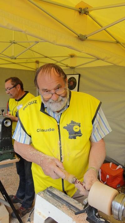 Foire comtoise du 8 au 17 mai 2015 Claude10