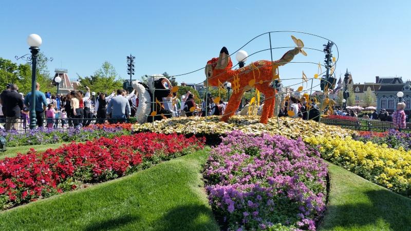 Festival du Printemps du 1er mars au 31 mai 2015 - Disneyland Park  - Page 13 2015-013