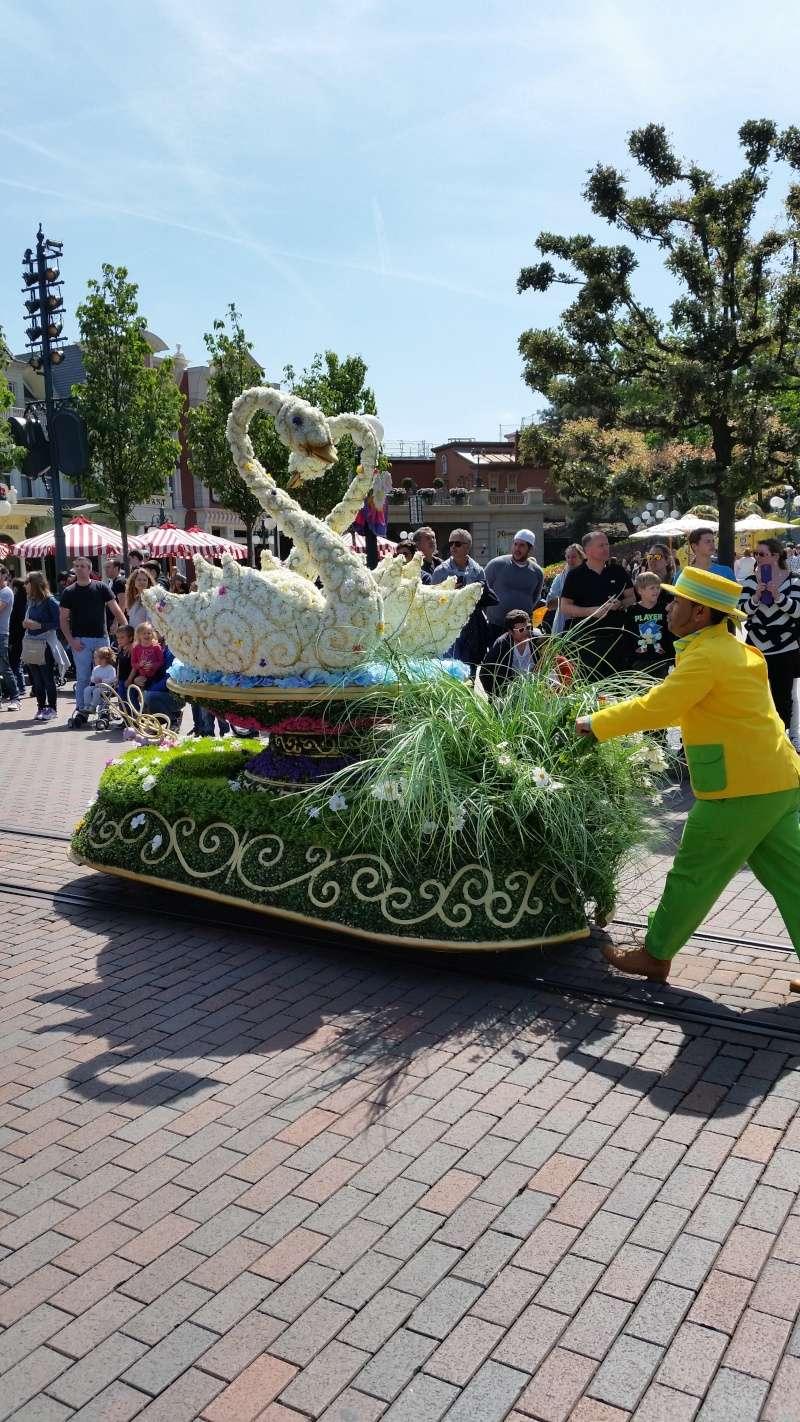 Festival du Printemps du 1er mars au 31 mai 2015 - Disneyland Park  - Page 14 2015-019