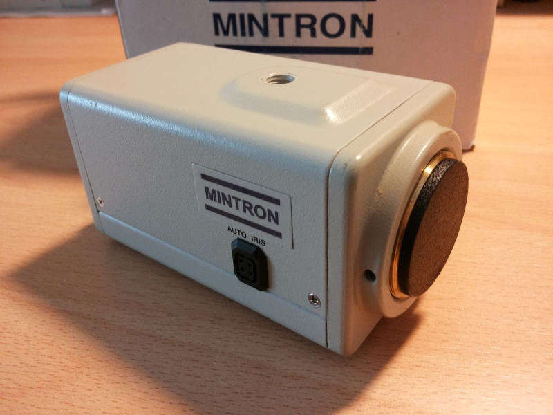 S-vendo Mintron 12v6hc-ex  +  vario materiale 20150412