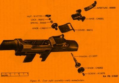 Le Fusil M-1 Garand Eclate12