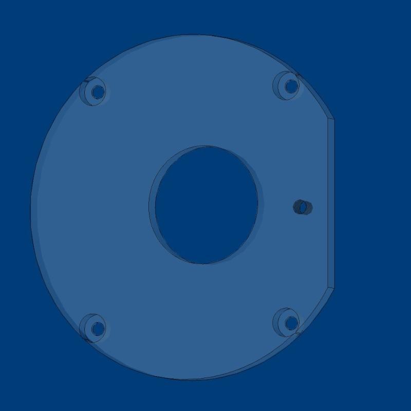Amélioration Affleureuse Maktec MT372 Embase10