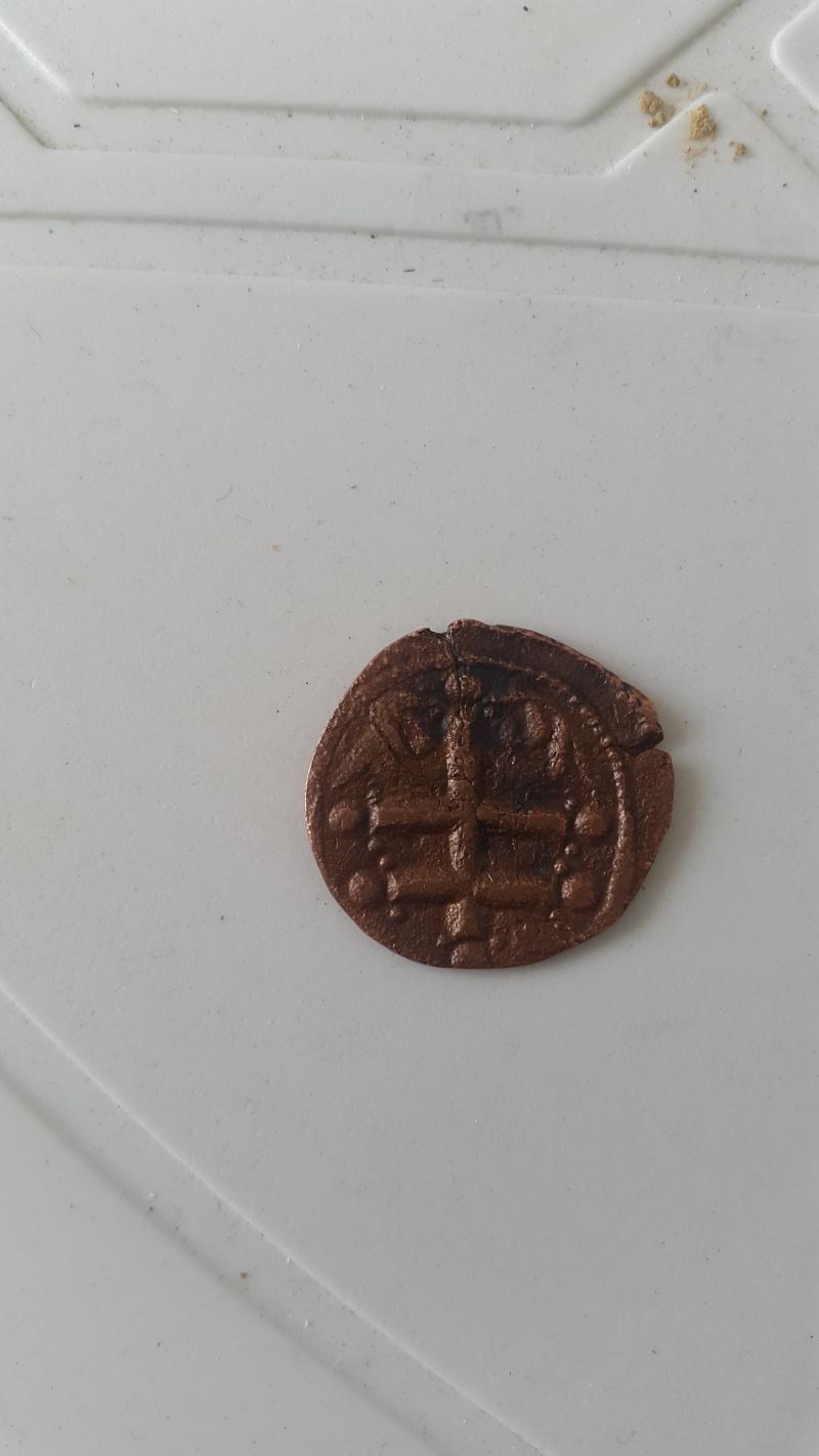 follis anonyme byzantin pour Michel VII 20150311