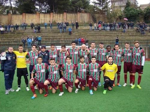 Campionato 28°giornata: dattilo noir - Sancataldese 1-1 Sancat11