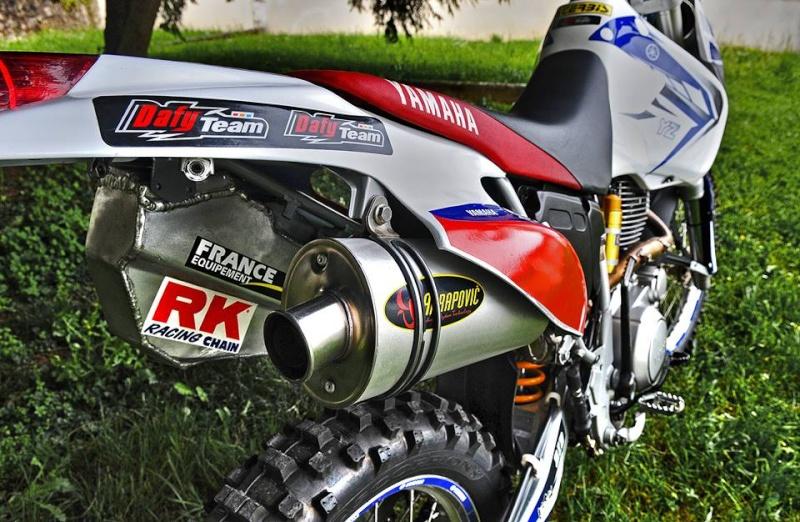 600 TT modifie rallye RAID 11164710
