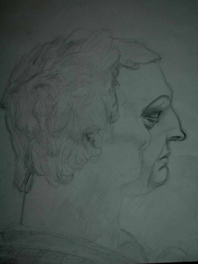 Mes dessins - Page 4 Romain10