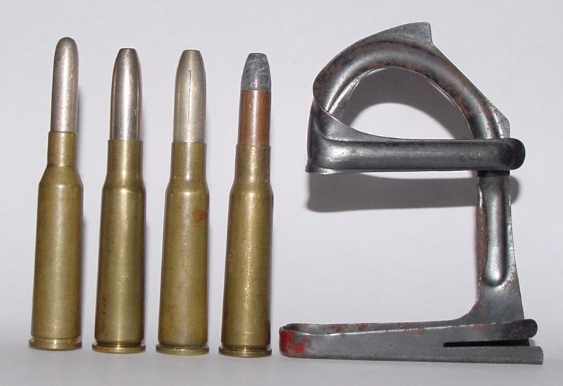 Cartouche 8 mm Rival-Mimard Rival110