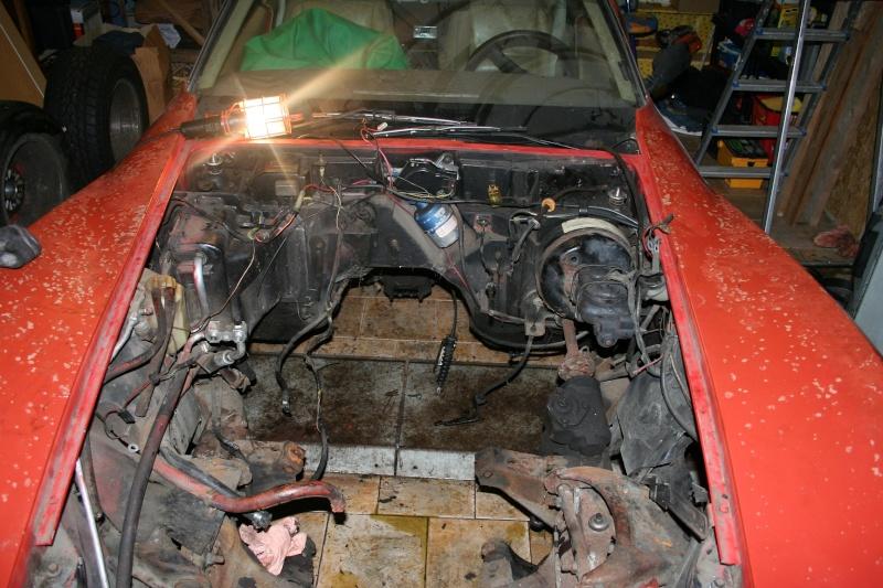 Corvette C3 76 en cours de restauration - Page 2 Img_6111