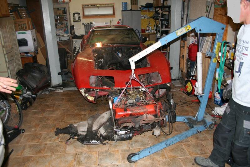 Corvette C3 76 en cours de restauration - Page 2 Img_6112